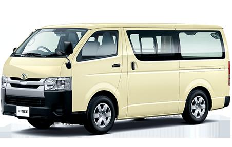 トヨタ ハイエース(中古車)