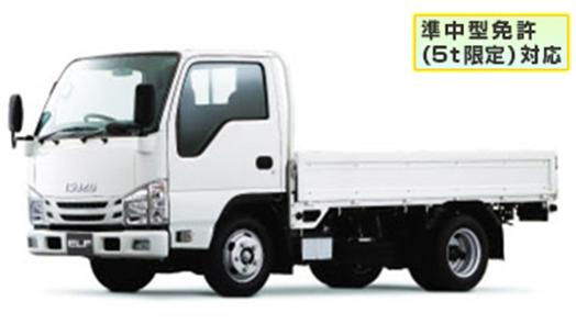 (平ボディ)(5MT )標準10尺 2,000kg