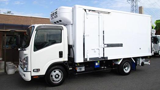 (6MT)冷凍冷蔵車 ワイドロング2,000kg