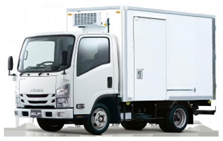 24いすゞ エルフ(冷凍・冷蔵車)