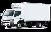 三菱ふそう キャンター(冷凍・冷蔵車)