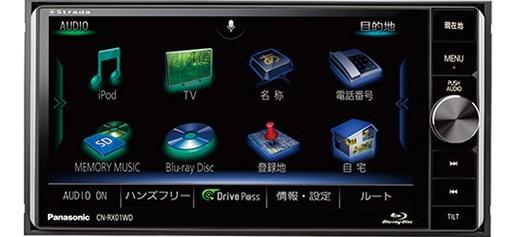 パナソニック CN-RX01WD ストラーダ 美優Navi
