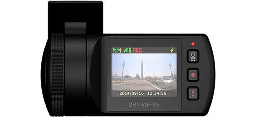 ユピテル DRY-WiFiV5c