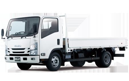 新古トラック(平ボディ)