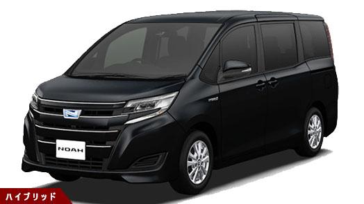ハイブリッド X 7人乗(DCVT)