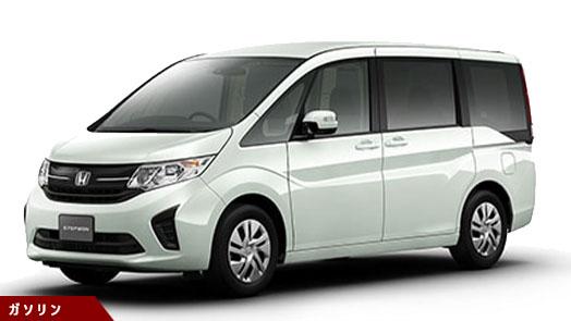 B・Honda SENSING 7人乗(DCVT)