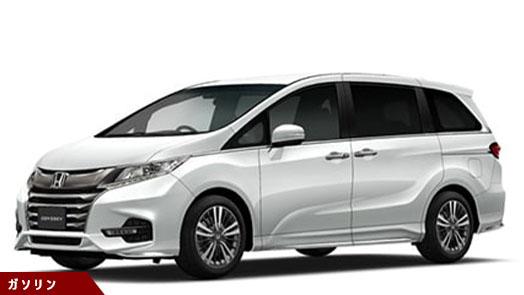 G・エアロ Honda SENSING 8人乗(DCVT)