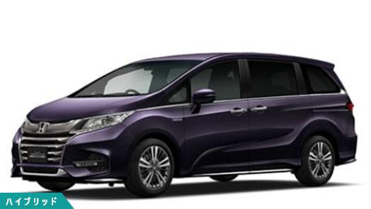 HYBRID アブソルート・EX Honda SENSING 7人乗(DCVT)
