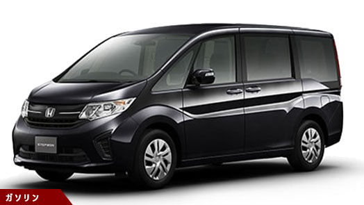 G・Honda SENSING 7人乗(DCVT)