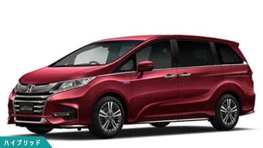 HYBRID アブソルート・Honda SENSING 8人乗(DCVT)