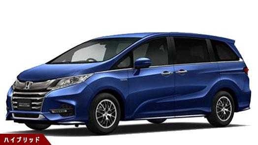 HYBRID・Honda SENSING 8人乗(DCVT)