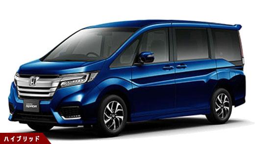 SPADA HYBRID B・Honda SENSING 7人乗(DCVT)