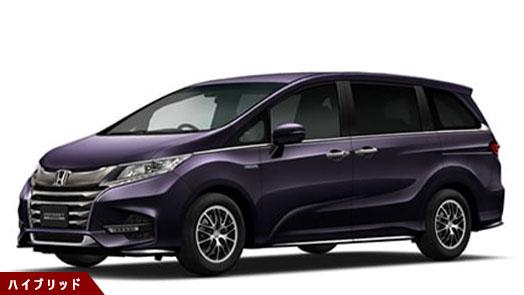 HYBRID・Honda SENSING 7人乗(DCVT)