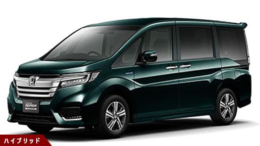 SPADA HYBRID G・EX Honda SENSING BLACK STYLE 7人乗(DCVT)