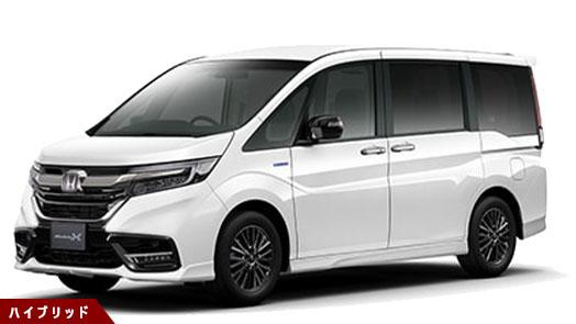HYBRID Modulo X Honda SENSING 7人乗(DCVT)