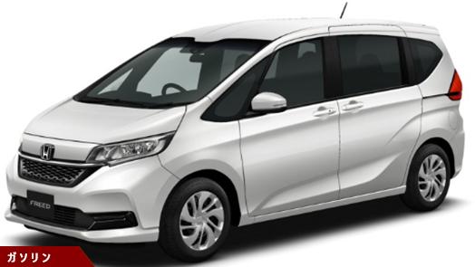 B Honda SENSING 6人乗り(DCVT)