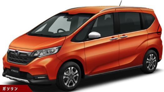 CROSSTAR Honda SENSING 6人乗り(DCVT)