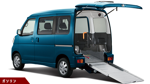 福祉車両 フレンドシップシリーズ スローパー SA IIIリヤシート付仕様(4DAT)