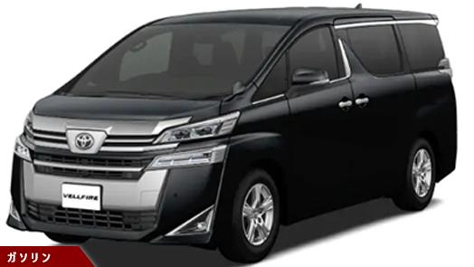 ガソリン X 8人乗り(DCVT)
