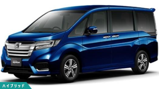 e:HEV G・Honda SENSING 7人乗(DCVT)