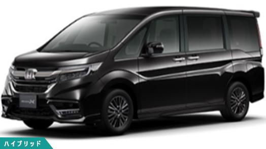 e:HEV Modulo X Honda SENSING 7人乗(DCVT)
