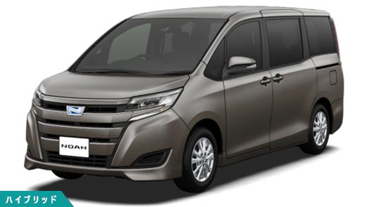 ハイブリッド X 7人乗り(DCVT)