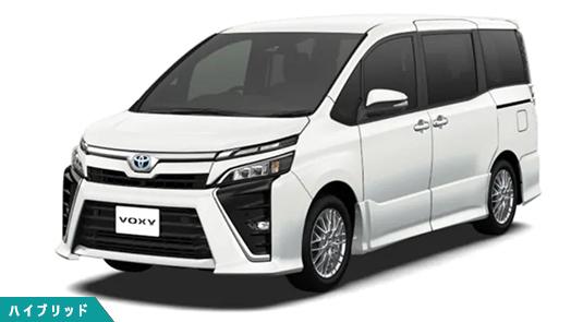 ハイブリッド ZS 7人乗り(DCVT)